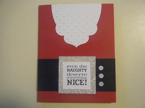 December Card 1