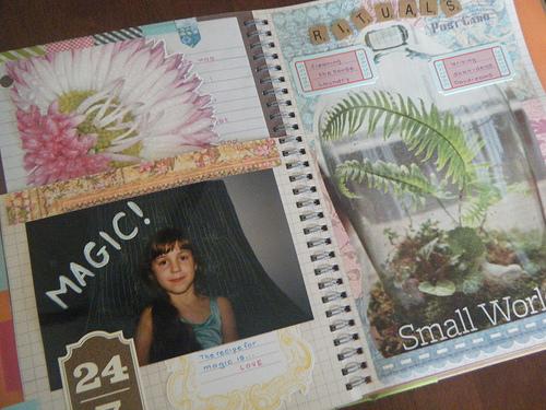 Art Journal Magic