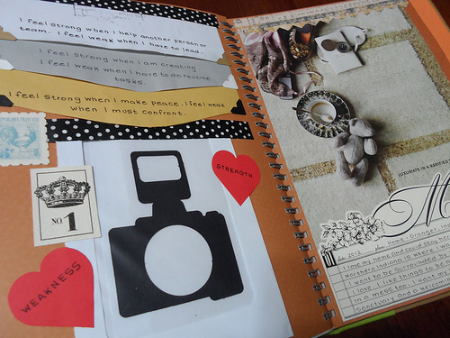 Art Journal S&W