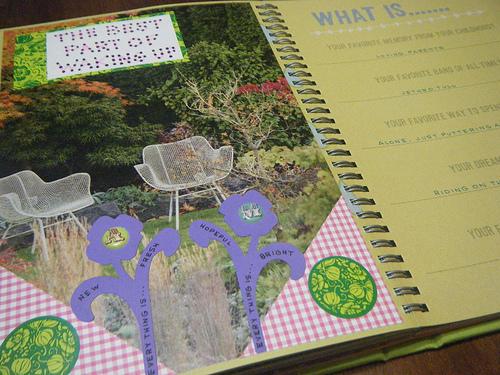 Art Journal The Best Part