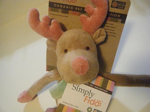 Simply Fido Reindeer