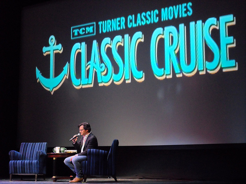 TCM Cruise 2013 Ben Mankiewicz