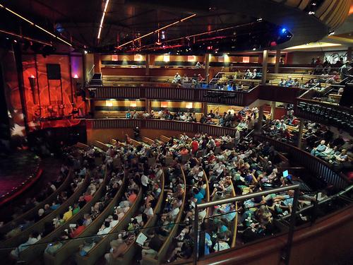 TCM Cruise 2013 Celebrity Theatre