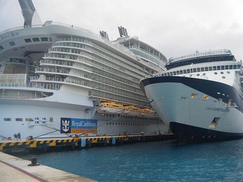TCM Cruise 2013 Cozumel Dock
