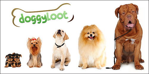 doggyLoot Logo