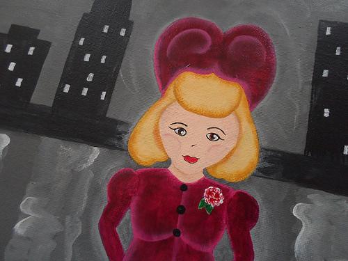 1940's Girl 3