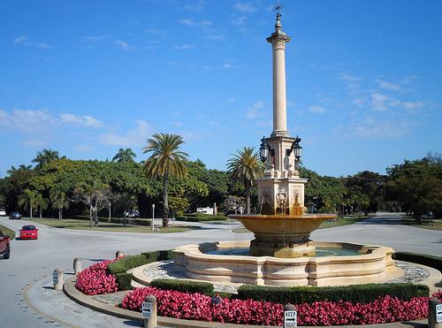 DeSoto Fountain