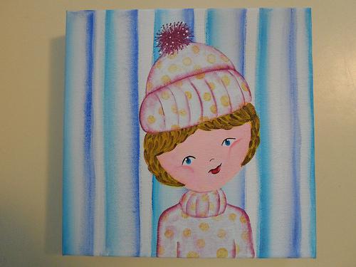 Ice Girl 1