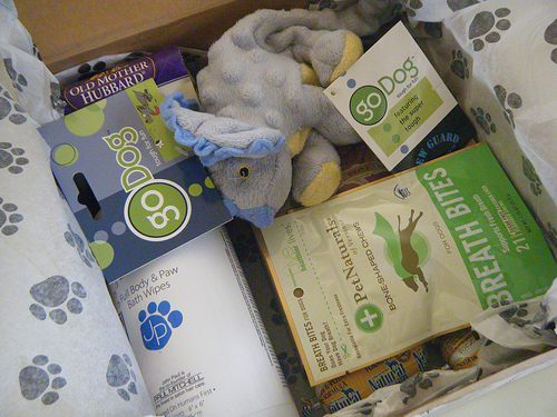 Spoiled Rotten Box January 2013
