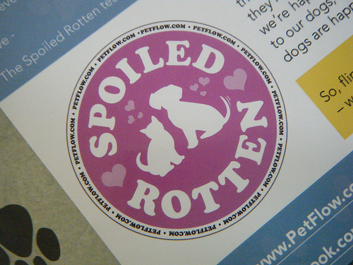 Spoiled Rotten Logo