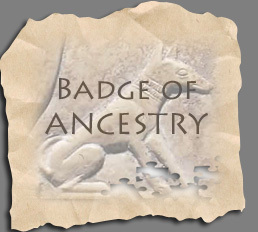 Badge of Ancestry