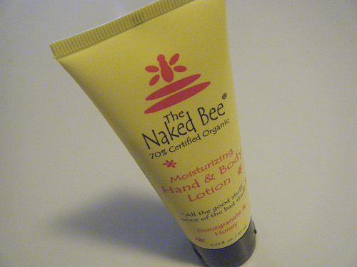 The Naked Bee Hand Lotion