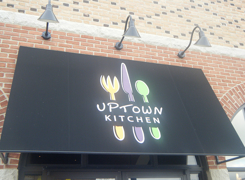 Uptown Kitchen Awning