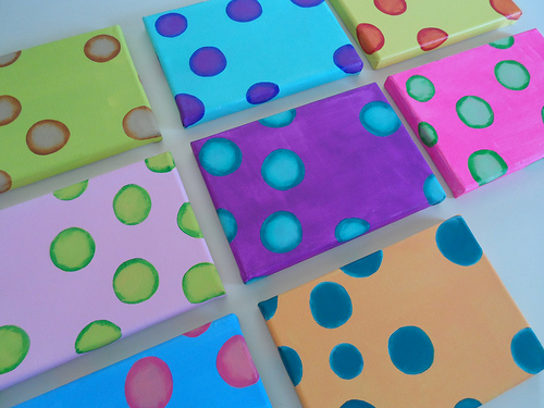 Dot Canvases