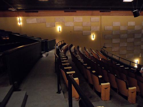 Lafayette Theater Original Seats