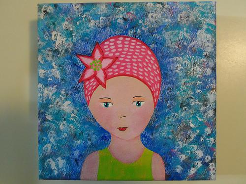 Water Girl 1