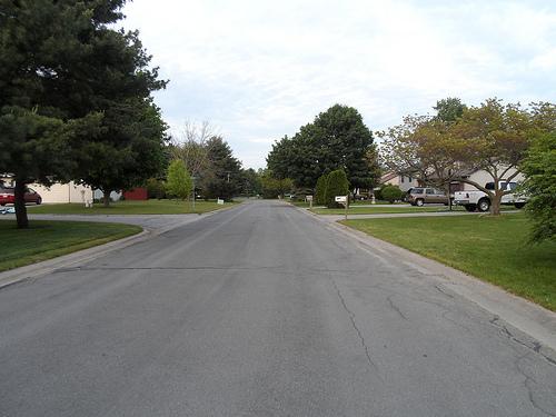 A Walk Around The Block