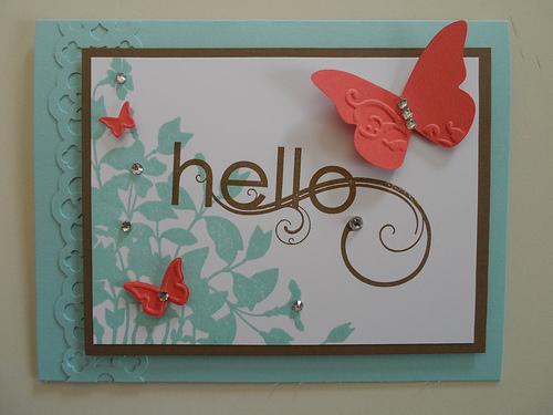 May 2013 Card 1