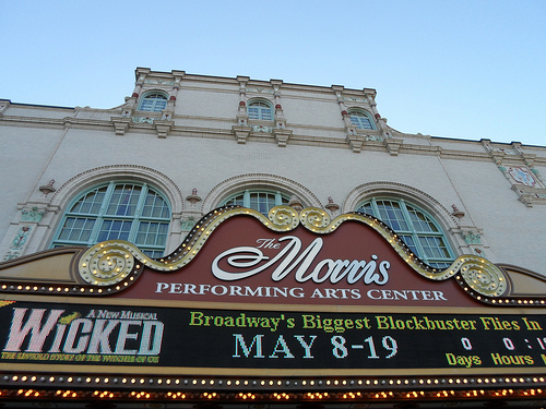 The Morris Marquee