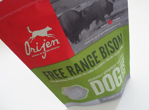 Orijen Free Range Bison Dog Treats