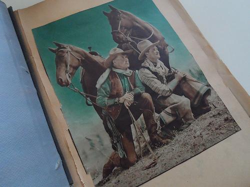 Scrapbook Cowboys