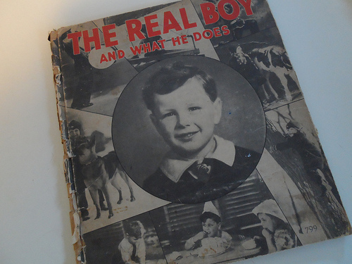 The Real Boy And What He Does