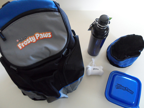 Frosty Paws Prize Package