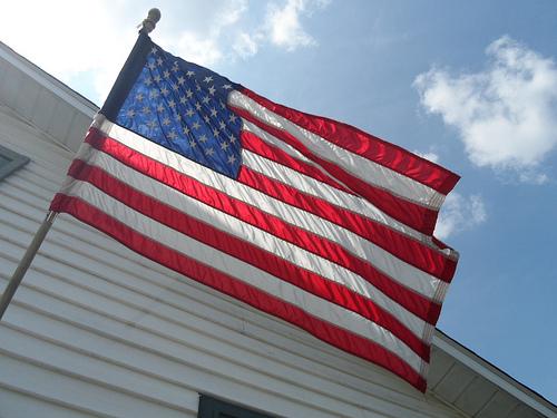 HTBH American Flag