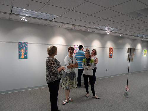 Artist Reception 4