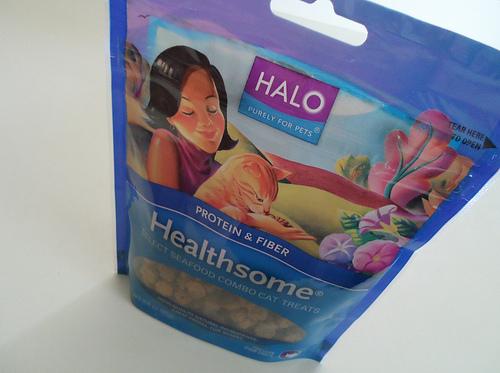 Halo Healthsome Cat Treats