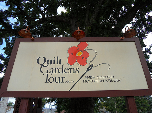 Quilt Gardens Tour 1