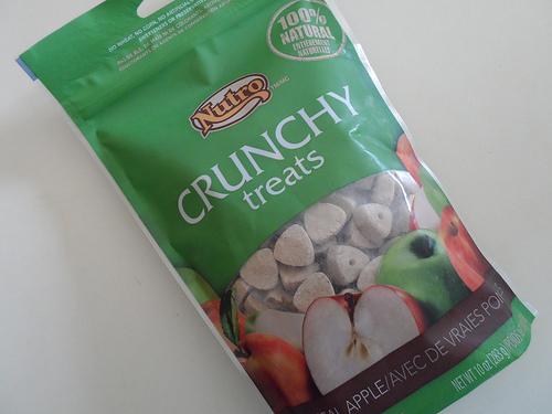Nutro Crunchy Treats