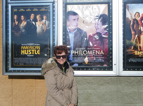 Me & Philomena Movie Poster