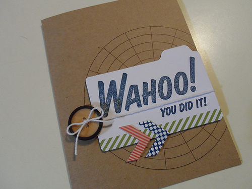 Wahoo! Card