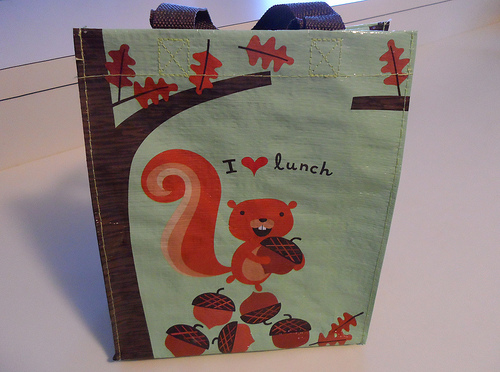 Cute Lunch Sack